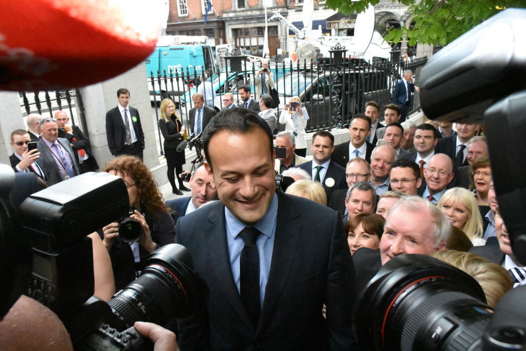 Leo Varadkar © John Rooney/Pacific Press/LightRocket/Getty Images